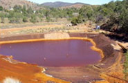 Highly Contaminated Pit
